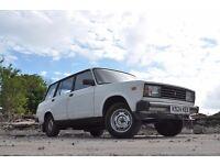 1992 Lada Riva 1500E Low mileage