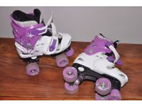 Osprey Quad Skates - Adjustable Roller Skates