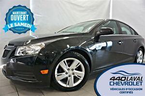 2014 Chevrolet Cruze DIESEL*GPS*CUIR*AUTO*