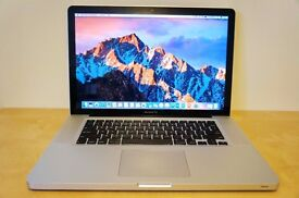 Apple Macbook Pro 15.4/Core i7/500GB/8GB/ BOXED