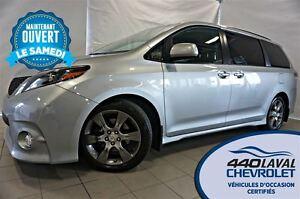 2015 Toyota Sienna SE 8 PLACES*CUIR*CAMÉRA*