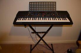 Yamaha Portatone PSR-84 Keyboard