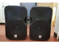 Alto Professional Truesonic TS115 15 Full Range Loudspeakers PA DJ Live Music Pair Passive