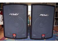 PEAVEY Hisys 2XT pair of speakers