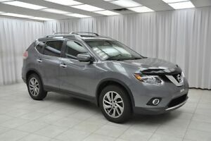 2015 Nissan Rogue 2.5SL AWD PURE DRIVE SUV w/ BLUETOOTH, HEATED