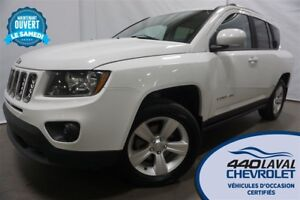 2015 JEEP COMPASS NORTH AWD ** 48501 KM ** AIR DÉMARREUR