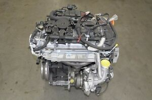 NEW GENUINE VW Audi Engine Complete 2.0T TSI Turbo Golf Jetta A3 OEM CBFA