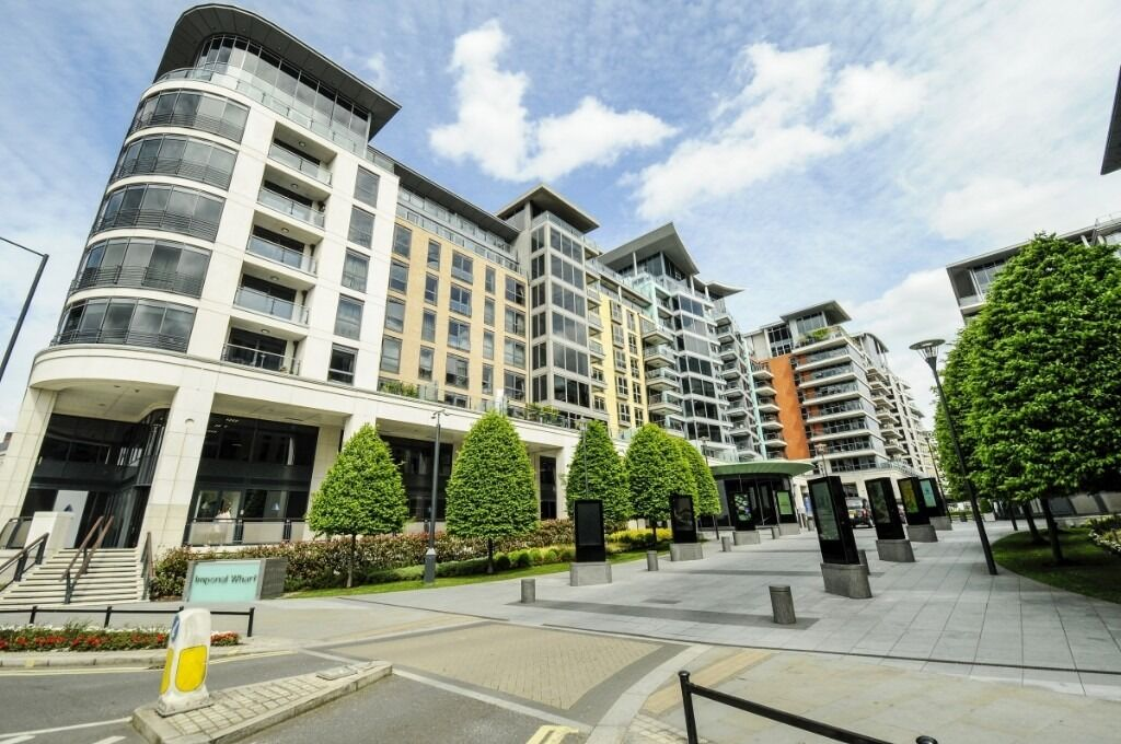 A stylish one double bedroom riverside apartment, located in Imperial Wharf, Townmead Road, SW6