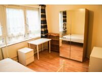 Bargain New renovated 3 double bedroom Flat,,private front garden,Available 18 Oct