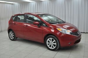2015 Nissan Versa NOTE 1.6SL 5DR HATCH w/ BLUETOOTH, NAVIGATION,