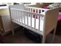 Baby cot from Mathercare