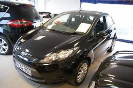 Ford Fiesta Edge Tdci 5dr (black) 2012