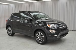 2017 Fiat 500X 2.4L AWD 5DR HATCH w/ BLUETOOTH, USB/AUX PORTS, D