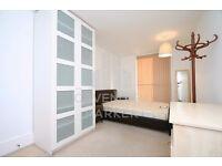 Generous 2 Bedroom Flat, Amazing Location, Porter, Communal Gardens, Stylish Decor, 2 Bath.