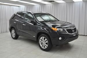 2011 Kia Sorento EX AWD SUV w/ BLUETOOTH, HEATED LEATHER & ALLOY