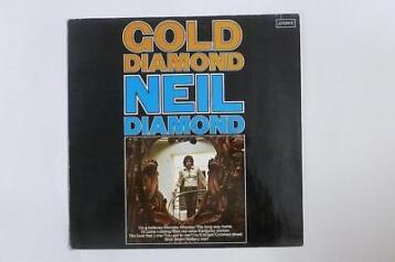 Neil Diamond - Cold Diamond (London LP)