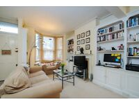 A lovely three bedroom house located on this quiet residential street in Fulham, Mendora Road, SW6