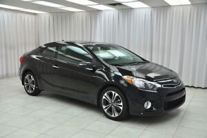 2016 Kia Forte KOUP EX 6-SPEED w/ HEATED SEATS, BACK UP CAM & 17
