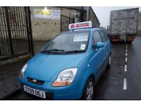 Chevrolet Matiz SE for sale - Kirkcaldy. Full years MOT & 3 month warranty