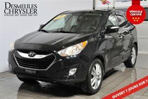 2011 Hyundai Tucson Limited**CUIR**AWD**MAGS**