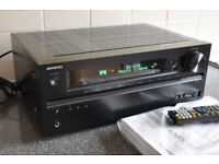 Onkyo TX-NR579 HDMI® 7.1-Channel Network A/V Receiver - Surround Sound Amplifier