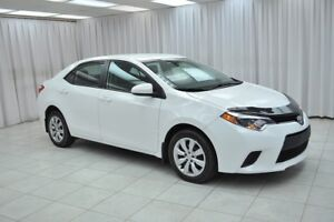 2014 Toyota Corolla LE SEDAN w/ BLUETOOTH, HEATED SEATS, USB/AUX