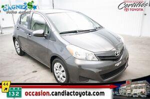 2012 Toyota Yaris ** RESERVE ** LE * * AC * PACK ELECTRIQUE *