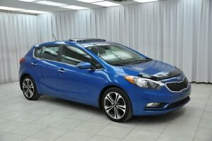 2014 Kia Forte FORTE5 EX GDi 5DR HATCH w/ BLUETOOTH, HEATED SEAT