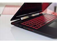 Lenovo y50 gaming lap top 4 GB NVIDIA GeForce GTX 860M, 1 TB + 8 GB SSD