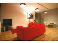 FOUR bedroom flat WAREHOUSE CONVERSION in the heart of HOXTON furnished