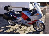 BMW K1200RS, ABS, BMW Luggage, Heated Grips only 16300 miles!