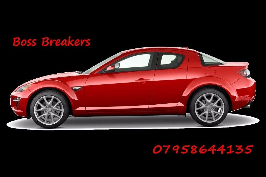 Mazda rx8 192ps breaking for parts