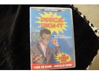DVD GAME THE PRICE IS RIGHT WITH JOE PASQUALE