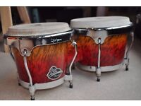 LP Aspire Wood Bongo Drum