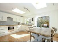 Ashen Grove, SW19 - An exceptional four bedroom mid terrace house with private rear garden £2850pcm
