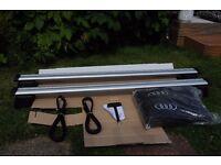 Genuine AUDI Q5 Roof Bars with Storage Bag - 2013 onwards - 8R0 071 151 G