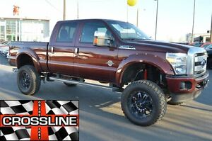2015 Ford F-350 Platinum | Custom Truck | Leather | Sunroof | SY