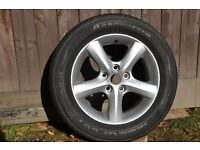 Alloy wheels for Suzuki SX4, Sedici, Kia ?