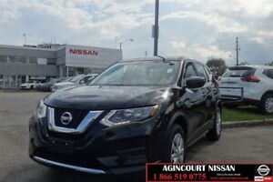 2017 Nissan Rogue S |AWD|Non Rental|No Accidents|