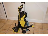 KARCHER K7 Premium Full Control Pressure Washer with accessories nearly new
