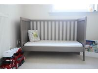 IKEA cot barely used