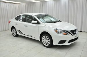 2016 Nissan Sentra 1.8S 6-SPD SEDAN w/ BLUETOOTH, USB/AUX PORTS