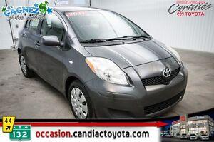 2011 Toyota Yaris LE * AUTO * AC * PACK ELECTRIQUE *