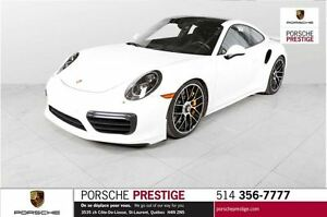 2017 Porsche 911 Turbo S Coupe Pre-owned vehicle 2017 Porsche 91