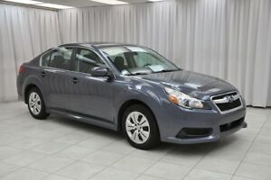 2014 Subaru Legacy ADAPTABLE 2.5L AWD SEDAN w/ BLUETOOTH, HEATED