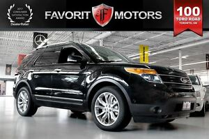 2014 Ford Explorer Limited FLEX FUEL 4WD | 7-PASSENGER | NAV | B