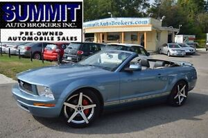 2006 Ford Mustang Premium | LEATHER | NAVI | SOUND SYSTEM