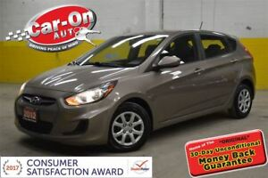 2012 Hyundai Accent HATCHBACK only 61,000 km