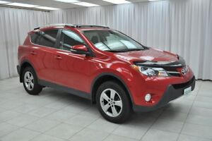 2015 Toyota RAV4 XLE FWD SUV w/ BLUETOOTH, HEATED SEATS, NAVIGAT
