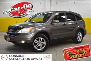 2010 Honda CR-V EX-L  AWD LEATHER SUNROOF